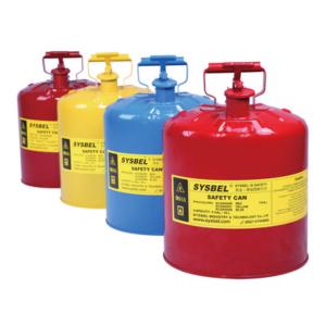 Thùng chứa hóa chất chống cháy nổ