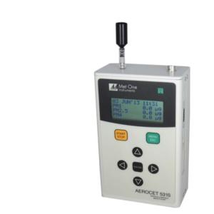 Máy đo bụi tán xạ Lazer/Bụi khối lượng