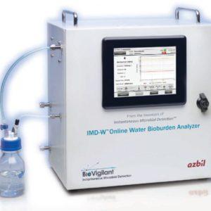 Hệ thống phát hiện vi sinh vật tức thời cho nước cấp/ không khí