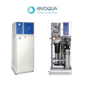 Hệ thống lọc nước siêu sạch RO EDI toà nhà sản xuất/bệnh viện