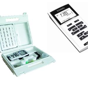 Máy đo pH, mV, nhiệt độ, EC, DO, đa chỉ tiêu cầm tay điện tử