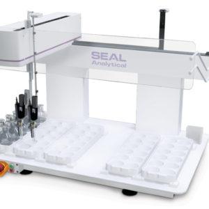 Hệ thống Robot đo pH và độ dẫn trong đất và nước